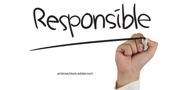 Who is responsible for it? – Responsible